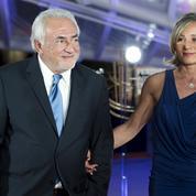 Dominique Strauss-Kahn s'est marié ce week-end à Marrakech