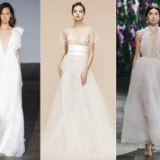Le meilleur de la Bridal Week automne-hiver 2018-2019