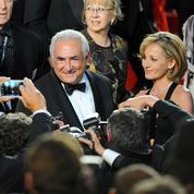 Retour sur...la montée des marches de DSK et Myriam L'Aouffir en 2013