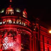 Le BHV Marais inaugure son Noël danois
