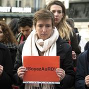 Des féministes interpellent Emmanuel Macron sur les violences faites aux femmes