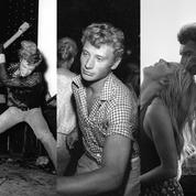 Johnny Hallyday, les jeunes années