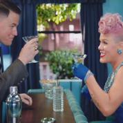 Channing Tatum danse divinement dans le nouveau clip de Pink