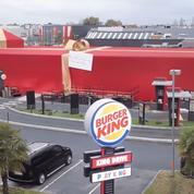 Burger King offre un restaurant à son plus grand fan français