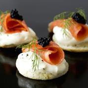 Chics et faciles, nos recettes de saumon fumé pour Noël