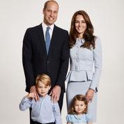 La carte de vœux ratée de William et Kate jette un froid sur Noël