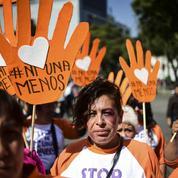Au Mexique, 7 femmes ont été assassinées chaque jour en 2016