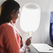 L'avion augmente-t-il les effets de l'alcool ?