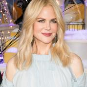 Nicole Kidman est méconnaissable sur le tournage de son dernier film