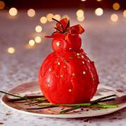 Religieuse de tomates
