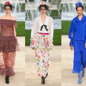 Défilé Chanel Printemps-été 2018 Haute couture