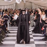 Défilé Christian Dior Printemps-été 2018 Haute couture