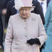 La reine d'Angleterre n'a que deux jours