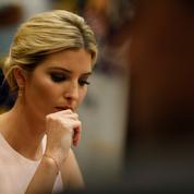 Harcèlement sexuel : Ivanka Trump rejetée du mouvement Time's Up
