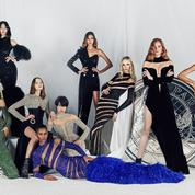 Olivier Rousteing lance une collection de robes de soirée pour Balmain
