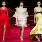 Défilé Alexis Mabille Printemps-été 2018 Haute couture