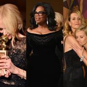 Ce qu'il faut retenir des Golden Globes 2018 en images