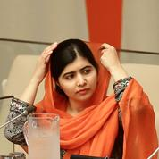 Malala à Davos :