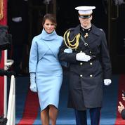 Melania Trump célèbre une année