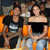 Neymar, inséparable de l'actrice Bruna Marquezine