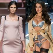 Irina Shayk, Bianca Balti, Lily Aldridge... Quand les top models arpentent les podiums enceintes