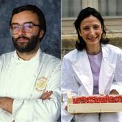 Alain Ducasse, Cyril Lignac, Anne-Sophie Pic... À quoi ressemblaient les chefs lorsqu'ils étaient plus jeunes ?
