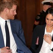 Le prince Harry et Meghan Markle victimes d'un courrier suspect