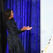 Les symboles derrière la robe portée par Michelle Obama sur son portrait officiel