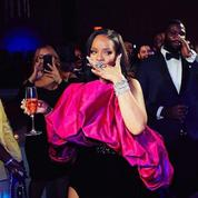 L'incroyable fête d'anniversaire de Rihanna pour ses 30 ans