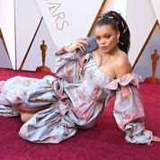 Andra Day, celle qui a osé s'allonger sur le tapis rouge des Oscars