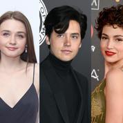 Katherine Langford, Cole Sprouse, Millie Bobby Brow... Netflix, propulseur de jeunes talents