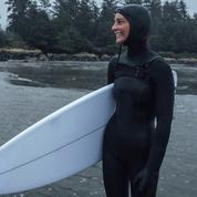 Catherine Bruhwiler, la légende du surf canadien
