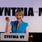 Cynthia Nixon, l'actrice