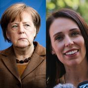 D'Angela Merkel à Jacinda Ardern : les femmes dirigeantes à travers le monde