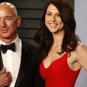 Mackenzie et Jeff Bezos, dans l'intimité du couple le plus riche du monde