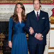Huit ans après, la robe de fiançailles de Kate Middleton fait encore parler d'elle