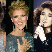 Permanente, coupe garçonne, blond peroxydé... Les tribulations coiffure de Céline Dion