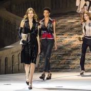 Louis Vuitton, une femme française