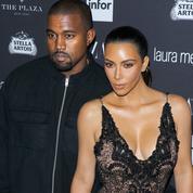 Kim Kardashian partage son premier portrait de famille avec Chicago West