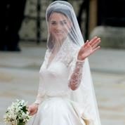H&M recrée la robe de mariée de Kate Middleton dans une version accessible