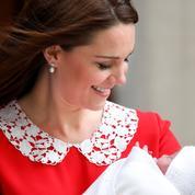 Sept heures après avoir accouché, on ressemble rarement à Kate Middleton
