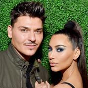 Qui est Mario Dedivanovic, le maquilleur star de Kim Kardashian ?