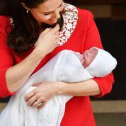 Ce poupon royal est le plus gros bébé masculin de la monarchie britannique depuis cent ans