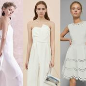 Elise Hameau, Lorafolk, Chanel... Quand mariage civil rime avec ultra-chic