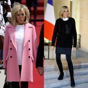Brigitte Macron à l'Élysée: