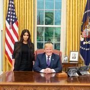 Donald Trump rencontre enfin Kim (Kardashian)