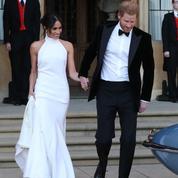 La seconde robe de mariée très hollywoodienne de Meghan Markle