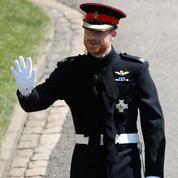 Mariage royal : le prince Harry choisit l'uniforme