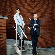 Joy Sorman et Martin Hirsch: