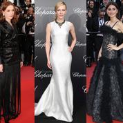 Noir versus blanc, le match mode du Festival de Cannes 2018